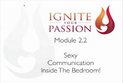 Ignite Your Passion - Module 2.2