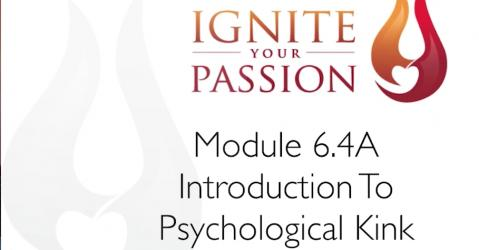 Ignite Your Passion - Module 6.4
