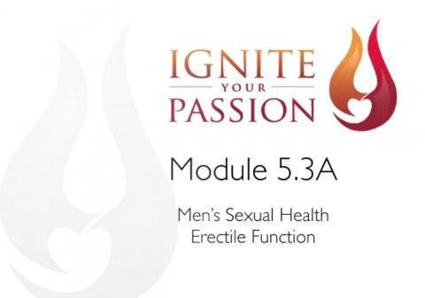Ignite Your Passion - Module 5.3A