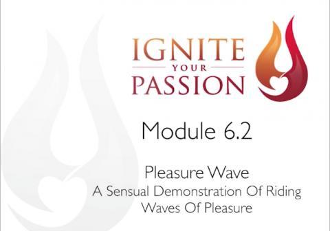 Ignite Your Passion - Module 6.2 - Pleasure Wave