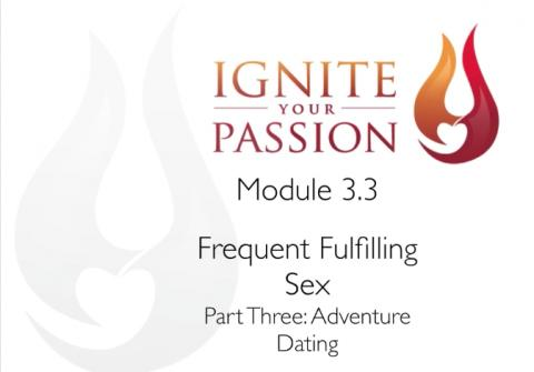Ignite your Passion - Module 3.3