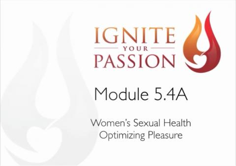 Ignite Your Passion - Module 5.4A