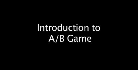 Intro to A/B Game