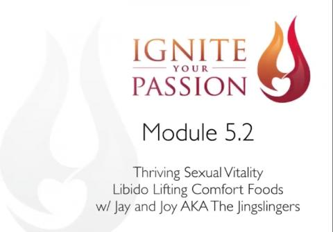 Ignite Your Passion - Module 5.2