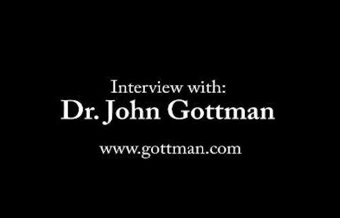 Interview with Dr. John Gottma
